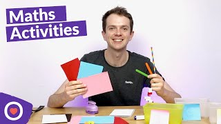 5 Fun And Educational Early Years Maths Activities | Early Years Inspiration #1