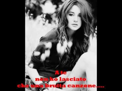 """, title : '""""A te"""", con testo (R. Vecchioni)'"""
