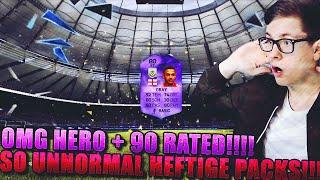 FIFA 16 PACK OPENING DEUTSCH  FIFA 16 ULTIMATE TEAM  HERO IM PACK OMFG SO HEFTIGE PACKS