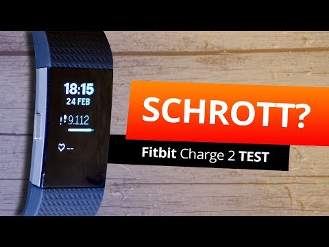 🏆 Fitbit Charge 2 ▷ Fitness Armband TEST