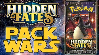 Hidden Fates PACK WARS! Opening 9 Tins of Hidden Fates Pokemon Cards! by The Pokémon Evolutionaries