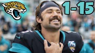 Every Jacksonville Jaguars Win of the 2020 NFL Season