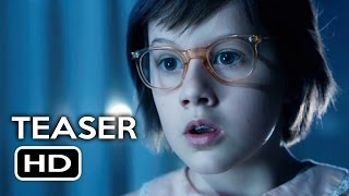 The BFG Official Teaser Trailer #1 (2016) Steven Spielberg Fantasy Movie HD