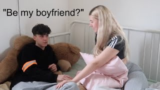 telling my best friend i like him *PRANK*