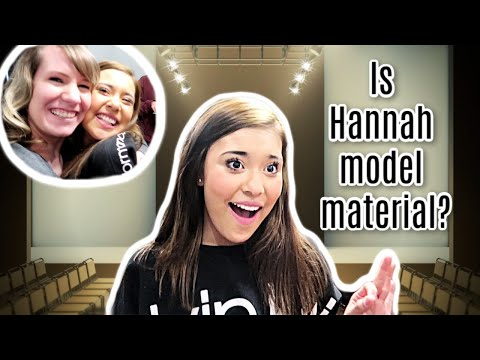 DID SHE GET PICKED? | MODELING? | DRESS SHOPPING FOR WINTER FORMAL