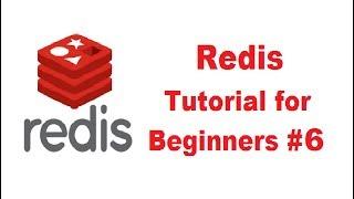 Redis Tutorial for Beginners 6 - more commands (SETEX, SETNX, INCR, DECR, MSET...)