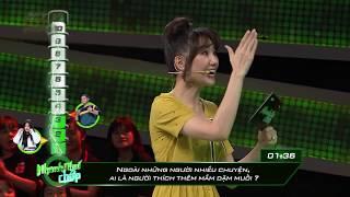 """Lê Nhân xứng danh """"con nhà người ta"""" NHANH NHƯ CHỚP   NNC #4 MÙA 2   13/4/2019"""