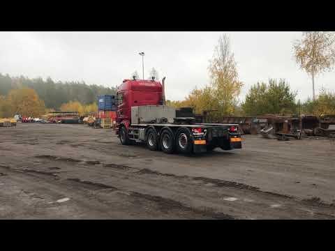 Dragare Scania R560 8x4