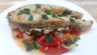 ОБАЛДЕННО ВКУСНАЯ РЫБА В ДУХОВКЕ (рыба любая). Как вкусно, быстро и просто приготовить рыбу.