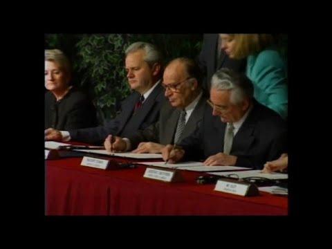 25 χρόνια μετά τη Συμφωνία του Ντέιτον: Φόβοι και προσδοκίες…