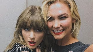 Karlie Kloss REVEALS If She's Still Friends with Taylor Swift