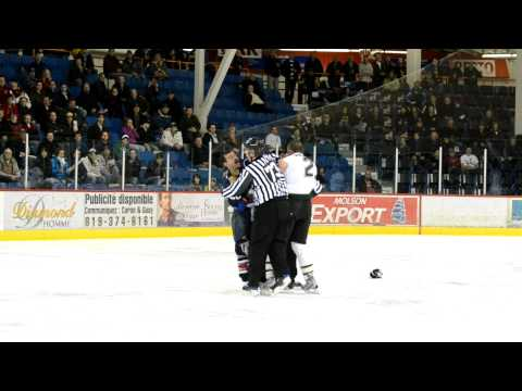 Thierry Douville vs. Sean McMorrow