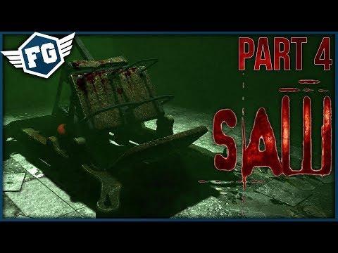 Saw: The Video Game #4 - Zápalné Láhve