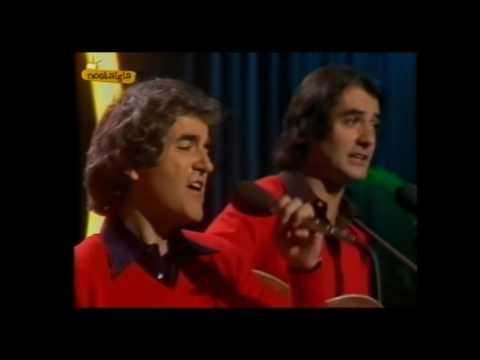 Dúo Dinámico canta 'Quisiera ser' en TVE 1975, en directo