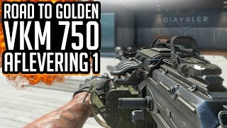 HEADSHOTS GRINDEN! - ROAD TO GOLDEN VKM-750 #1 (COD: Black Ops 4)
