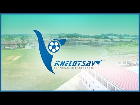 Khelotsav - Corporate Sports League Teaser