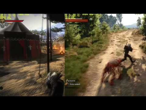 witcher 2 same fps low and ultra preset (ubersampling and vsync off