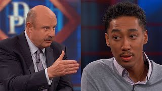 'I Think You're In Danger,' Dr. Phil Tells Guest
