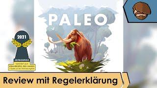 Paleo - (nominiert zum Kennerspiel des Jahres 2021)– Brettspiel – Review und Regelübersicht