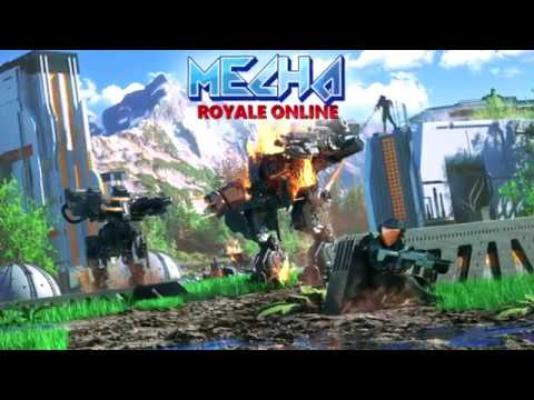 Mecha Royale Online Video