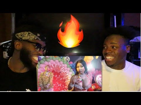 "6ix9ine, Nicki Minaj, Murda Beatz - ""FEFE"" (Official Music Video) *REACTION*"