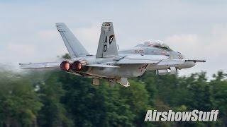 Military Aircraft Departures (Sunday) - EAA AirVenture Oshkosh 2016