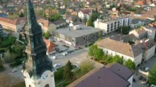 preview picture of video 'Kunszentmárton 2006 árvíz'