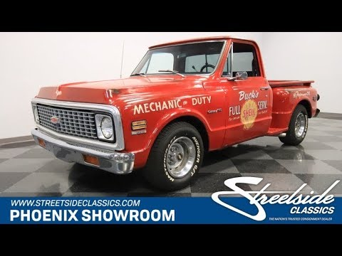 Video of Classic '69 Chevrolet C10 - $19,995.00 Offered by Streetside Classics - Phoenix - PZE4