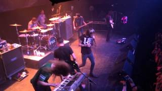 Chiodos Live @The Norva-We're Talking About Practice
