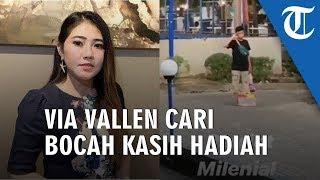 Via Vallen Cari Bocah Pedagang yang Viral karena Hormat saat Dengar Indonesia Raya: Mau Kasih Hadiah