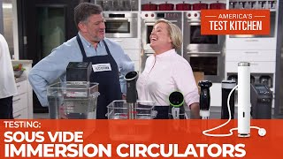 The Best Sous Vide Machines/Immersion Circulators