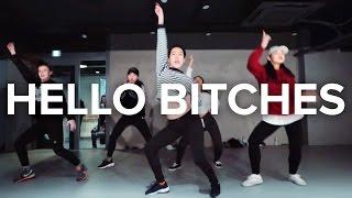 Hello Bitches - CL / Hyojin Choi Choreography