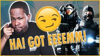 THE BIGGEST FINESSE MOVE OF THE YEAR! - Rainbow Six Siege | (RB6 Siege Multipayer)