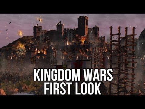 Kingdom Wars (Free MMORTS): Watcha Playin'? Gameplay First Look
