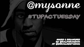 Mysonne - I Get Around - Tupac Tribute - New Hip Hop Song - Rap Video