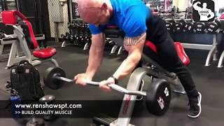 Ultimate Full Body Dumbbell Workout | Andy Speer