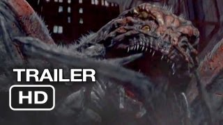 Spiders 3D Official Trailer 1 2013  Science Fiction Movie HD