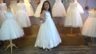 Say Yes To The Communion Dress! Kids Dream Edition