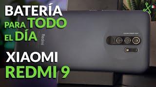 XIAOMI REDMI 9 UNBOXING en México: Specs de gama media por MENOS DINERO