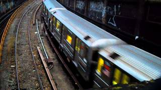 preview picture of video 'New Lots Avenue-bound R62 3 Train@Eastern Parkway Portal'