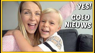 LUAN HEEFT GOED NiEUWS GEKREGEN!  ? | Bellinga Vlog #1762