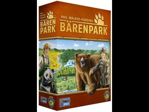 Boardgame Night ; We play Barenpark