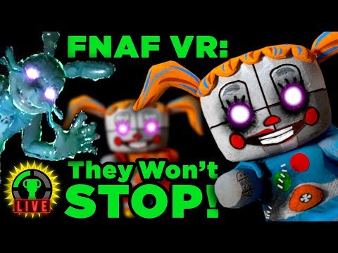FNAF VR - You Don't Scare Me!   Five Nights At Freddy's VR: Help Wanted (Part 7)