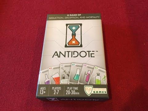Meeples on Meeples on Antidote