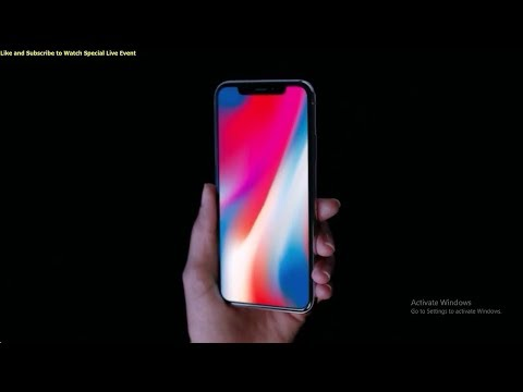 Apple iPhone X Official Video - YouTube