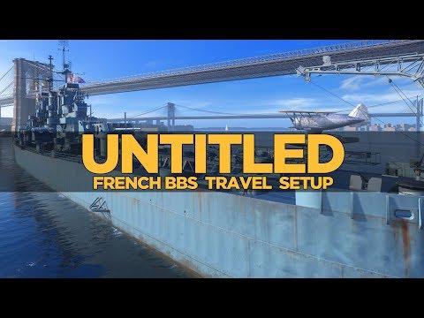 Untitled Ep.64 - French BBs, Travel, Setup