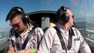 preview picture of video 'Aero - Szczecin - the art of flying'
