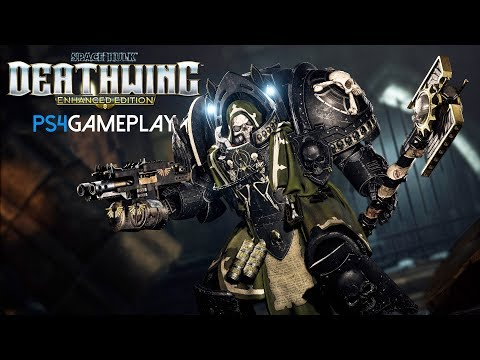 Space Hulk: Deathwing Enhanced Edition Gameplay (PS4 HD)