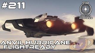 Star Citizen #211 Anvil Hurricane - Flightready [Deutsch] [1440p]