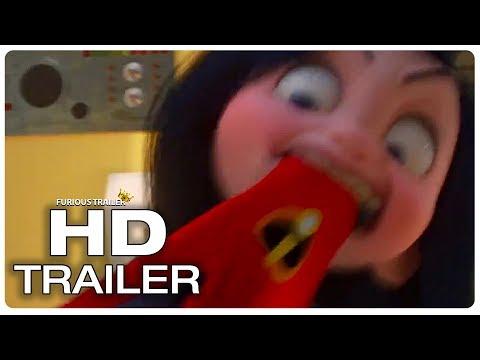 Incredibles 2 Violet Is Furious Trailer (2018) Superhero Movie Trailer HD